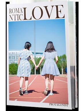 A4时尚杂志册32P