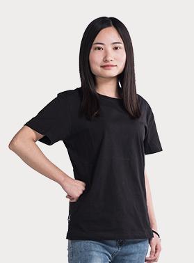 180g纯棉白色T恤