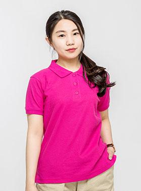 女款純棉POLO衫
