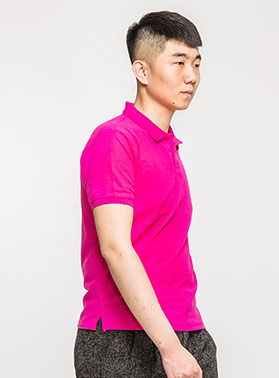 男款纯棉POLO衫