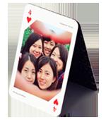 双面定制扑克牌