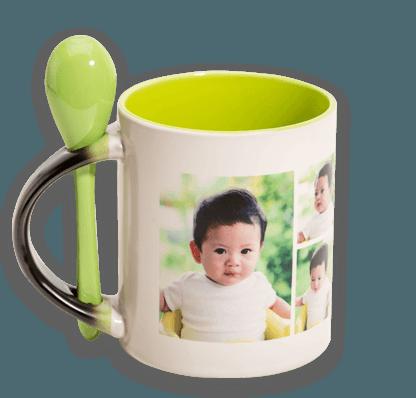 陶瓷马克变色杯
