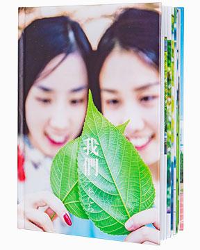 超纤硬壳精装照片书60p