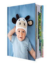 60p硬壳超纤照片书