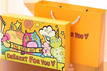 烘焙包装礼盒