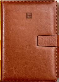 皮革商用定制笔记本