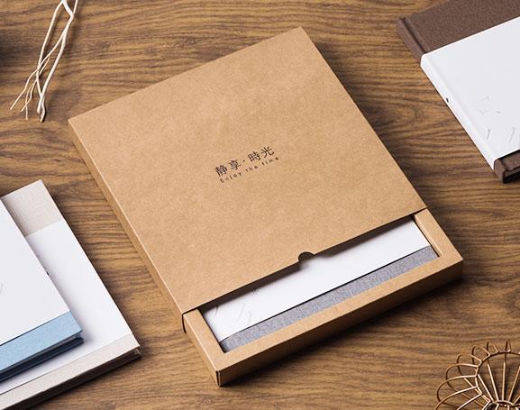 光与影礼盒装照片书24P