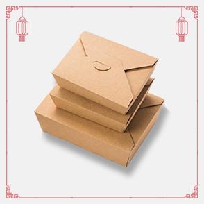 牛皮(pi)紙餐(can)盒