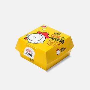 西式小吃盒