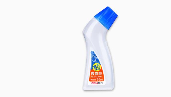 得(de)力7312彎(wan)頭液體膠