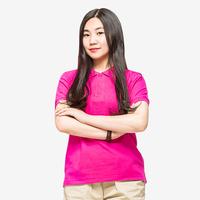 AG230g純色polo衫T恤(xu)