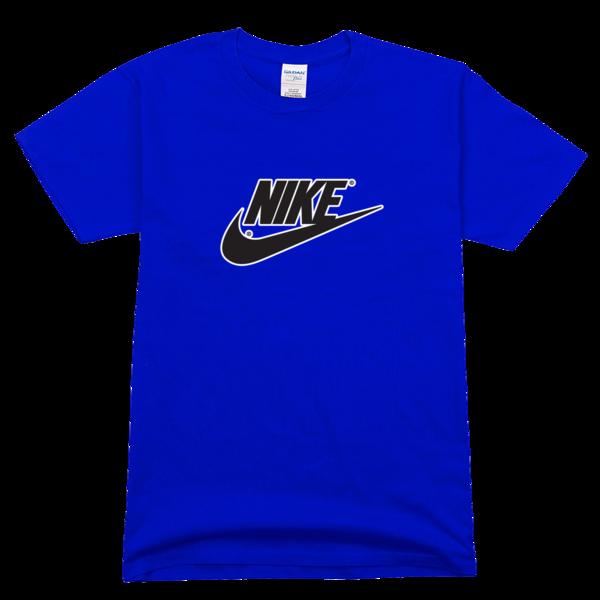 知名运动商标nike高档彩色T恤-团队定制,创意T
