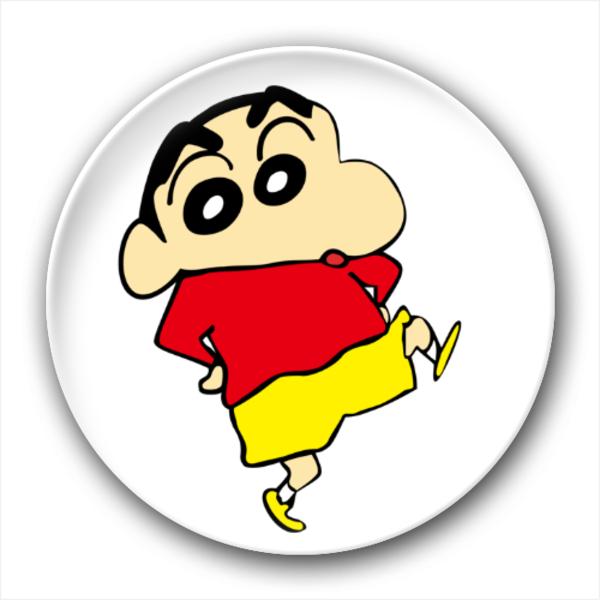 蜡笔小新萌萌哒图片卡通