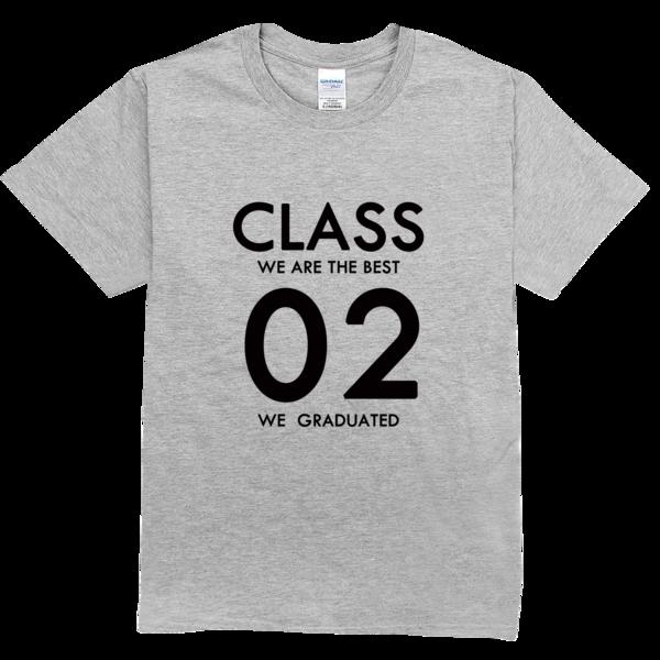2班个性班服高档彩色t恤图片