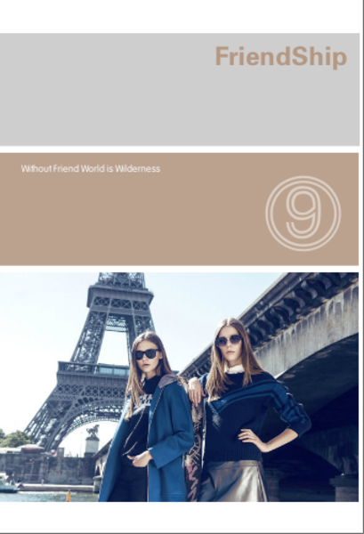 FriendShip 闺蜜与友谊 欧美经典原创高档精品自由设计-定制lomo卡套装(25张)
