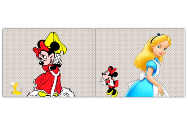 漂亮公主-宝宝涂鸦册图片