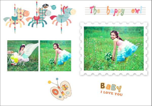 BABY Iloveyou#-我们的纪念册22p