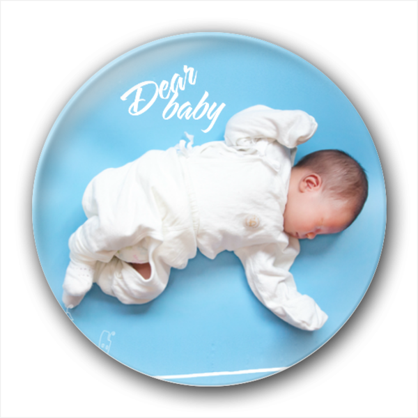 dear baby-4.4个性徽章