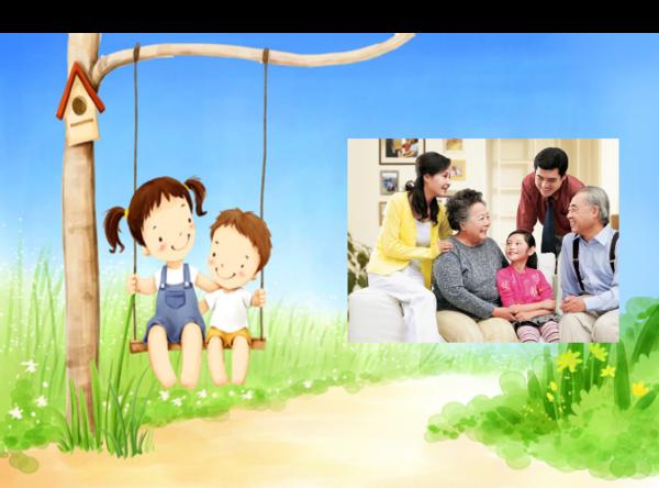 全家福一家亲-美好生活照片书图片