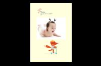 宝贝的小小童年-8x12印刷单面水晶照片书21p