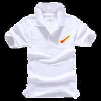 国外 t恤图案 潮流图案 潮流设计图片-男款纯色POLO衫