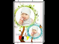 幸福树 照片可换-A4时尚杂志册(26p)
