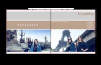 FriendShip 闺蜜与友谊 欧美经典原创高档精品自由设计-贝蒂斯6x6照片书