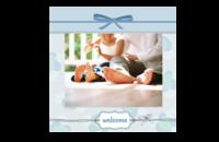 精致时尚宝贝美好记忆(男女通用 朋友 礼物)-8x8印刷单面水晶照片书21P
