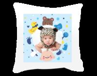 可爱宝贝-方形个性抱枕(微信)