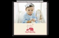 最新儿童模板{好运宝贝}系列-8x8单面银盐水晶照片书21p