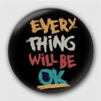 every thing will be ok 一切都会好的-7.5个性徽章