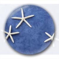 大海的蓝色是平静的颜色-4.4个性徽章