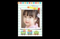 幸福童年(封面图片可替换)-8x12印刷单面水晶照片书21p