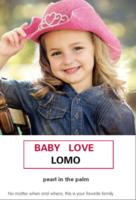 Baby Love 宝贝之爱(亲子纪念册) 高档原创欧美经典精品自由DIY-定制lomo卡套装(25张)