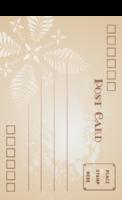 怀旧明信片系列22-全景明信片(竖款)