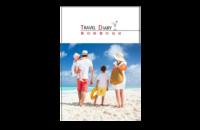 我们的旅行日记(全家、情侣、团队、毕业旅行)-8x12印刷单面水晶照片书21p