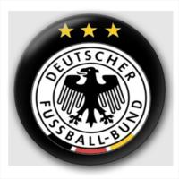 2014巴西世界杯德国队-卡通小人钥匙扣-自由D