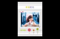 童年的幸福时光-8x12印刷单面水晶照片书20p