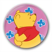 维尼与小蜜蜂-3.2个性徽章