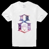 闪8-班服高档白色T恤