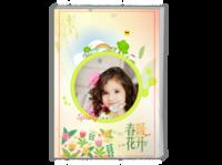 春暖花开-A4时尚杂志册(26p)