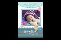 萌宝贝的幸福花园-8x12印刷单面水晶照片书21p