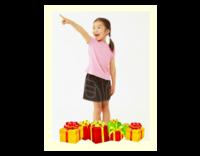 礼物(封面照片可更换)-联想8寸竖版版画