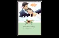 花嫁新娘-小清新-情侣-爱情-韩式婚纱摄影-8x12单面银盐水晶照片书