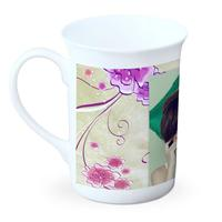花艺2_骨瓷白杯