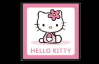 粉色公主:hellokitty精美画册-8x8水晶照片书