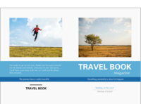 TravelBook 旅行手册(在路上)高档原创欧美经典精品自由DIY-硬壳精装照片书22p