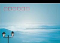 希望的曙光-全景明信片(横款)套装