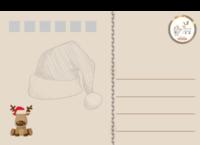 圣诞节-全景明信片(横款)套装