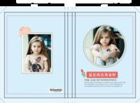 最是纯真孩童时-宝宝成长纪念-硬壳精装照片书20p
